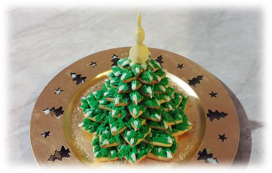 L'albero festivo di Charles