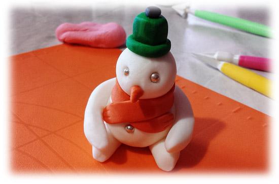 pupazzo di neve (in pdz)