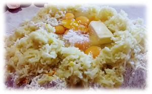 zeppole patate impasto charles