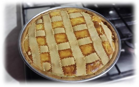 Pastiera napoletana semplice