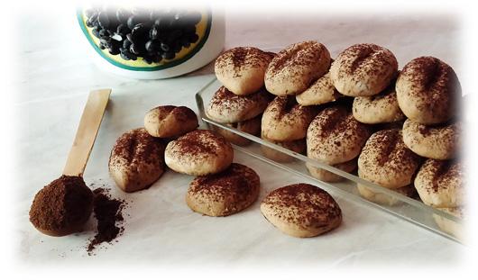 Biscotti al caffè by Charles