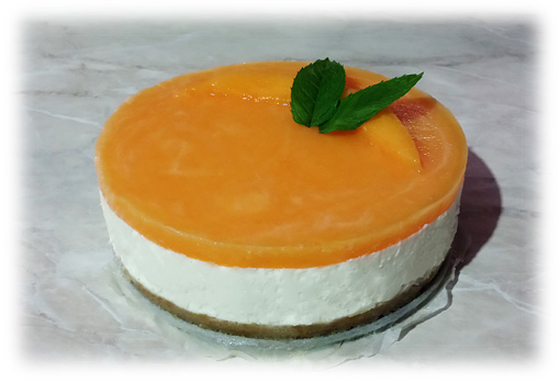 Cheesecake al melone by Charles