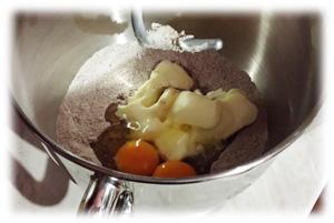crostata di grano saraceno e lamponi2