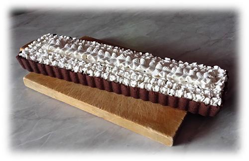 Crostata ai tre strati di cioccolato by Charles2