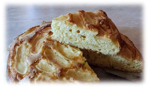 La torta di mele (2°)