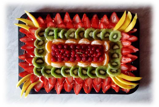 Crostata Rettangolare Alla Frutta 2