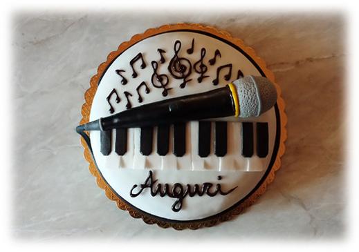 Torta MIC by Charles