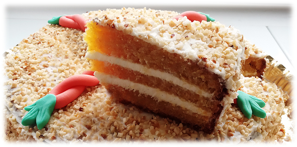 La torta di carote di Charles