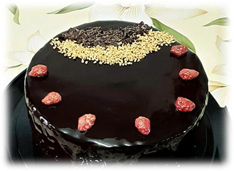 La torta Setteveli