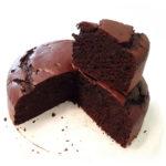 Torta Semplice al Cioccolato (morbida, alta e cioccolatosa)