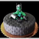 La Torta Hulk-Thor