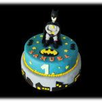 Idee: Torta Batman