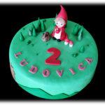 Idee: La Torta Cappuccetto Rosso + Biscotti
