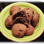 Biscotti Proteici al Burro di Arachidi e Cacao