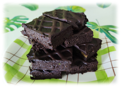 Brownies Proteici Low Carb