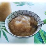La Confettura di Mele (senza zucchero)