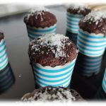 Muffins alla Banana Ciocco-Cocco