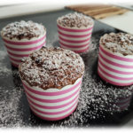 Muffins alla Pesca (light)