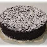 Sbriciolata al Cacao con Ripieno di Ricotta, Cocco e Cioccolato