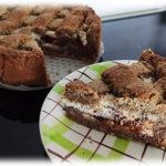 Torta di Grano Saraceno con Ripieno di Ricotta e Cioccolato Fondente
